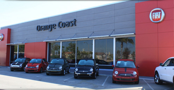 orange coast fiat in costa mesa, ca : relylocal