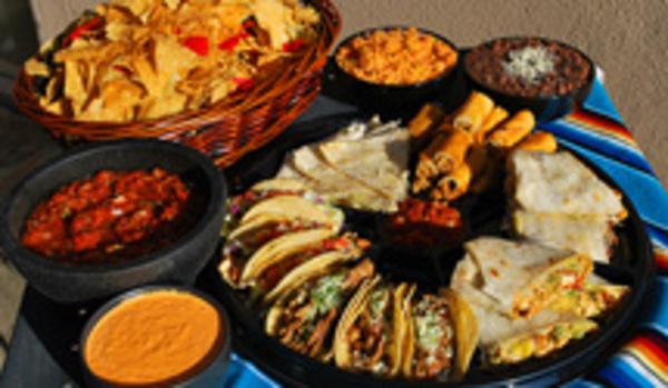 Caliente Mexican Food Costa Mesa