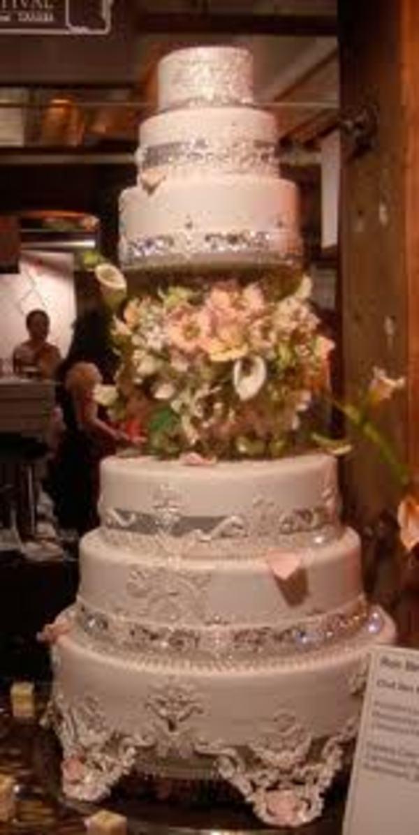 Wedding Cakes Costa Mesa Ca