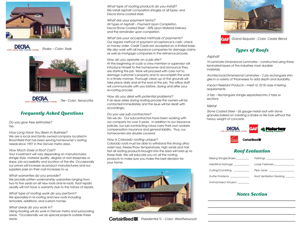 Viking Roofing In Broomfield Colorado Relylocal