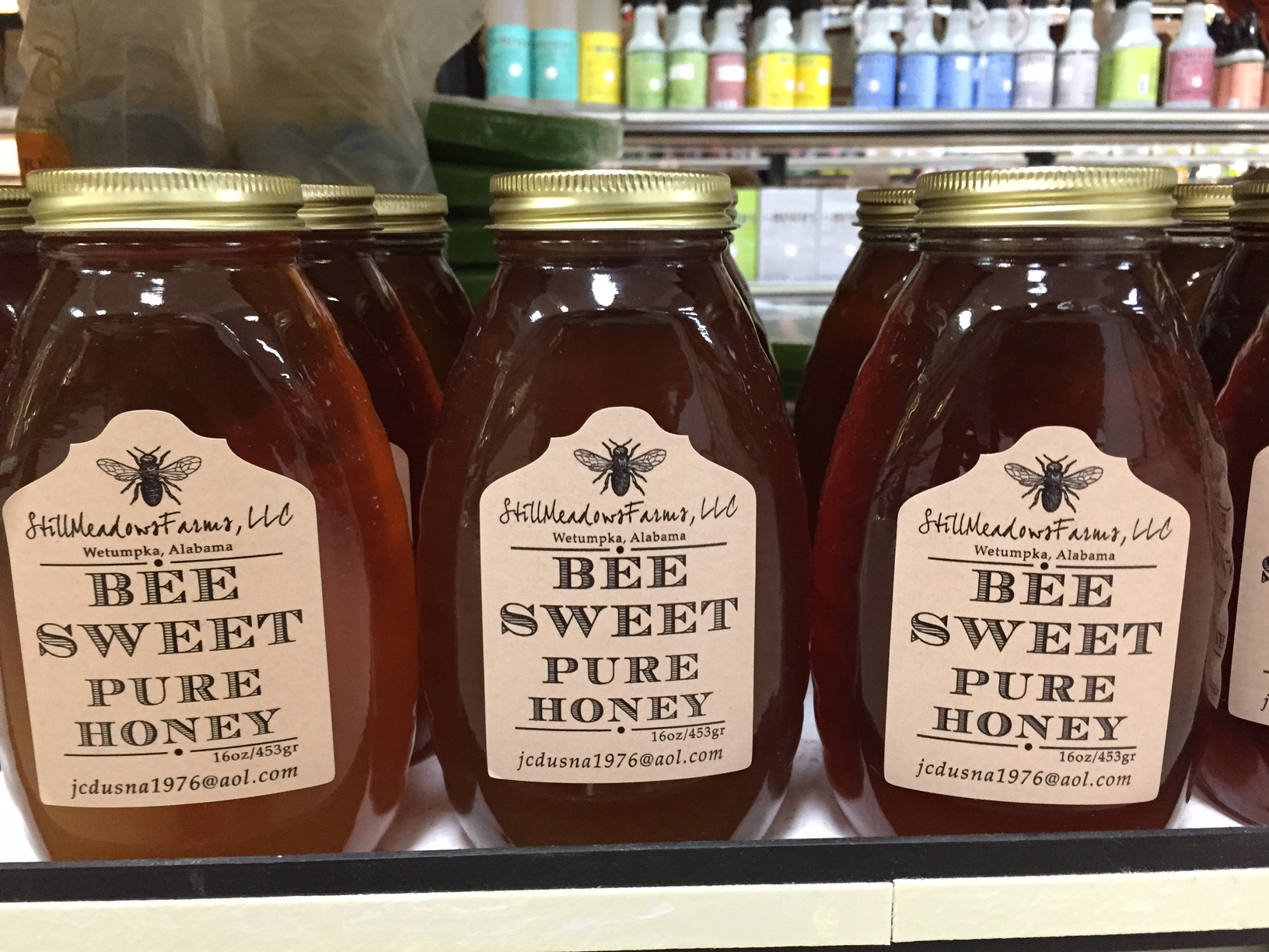 Local Honey and Organic Foods - Montgomery, AL