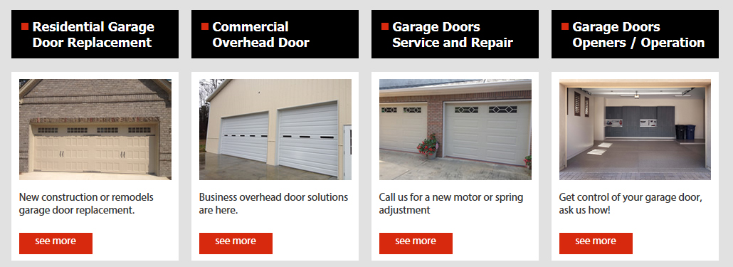 Montgomery, AL - Garage Doors, Overhead Doors, and Garage Door Service and Repair