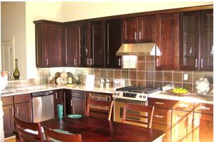Custom Kitchen Cabinets - Montgomery AL