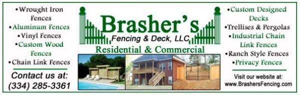 Brasher S Fencing Amp Deck Builder Montgomery Al In