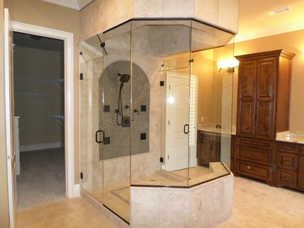 All Sides Glass Glass Mirrors Amp Shower Doors