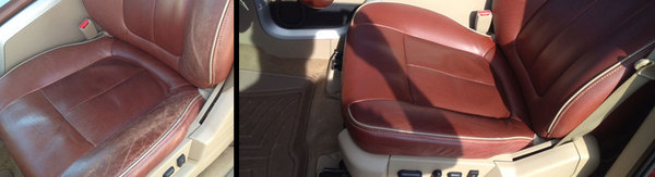 Mobile dent repair, Leather seat restoration Montgomery AL
