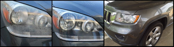 Mobile dent repair, headlight restoration Montgomery, AL