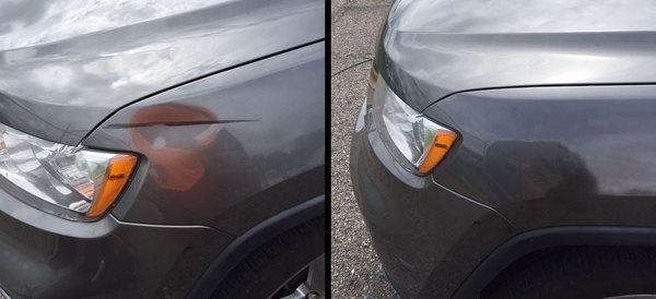 Mobile dent repair, bumper repair Montgomery, AL