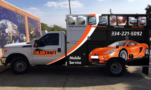 Color Craft Montgomery Dent Repair In Prattville Al Relylocal