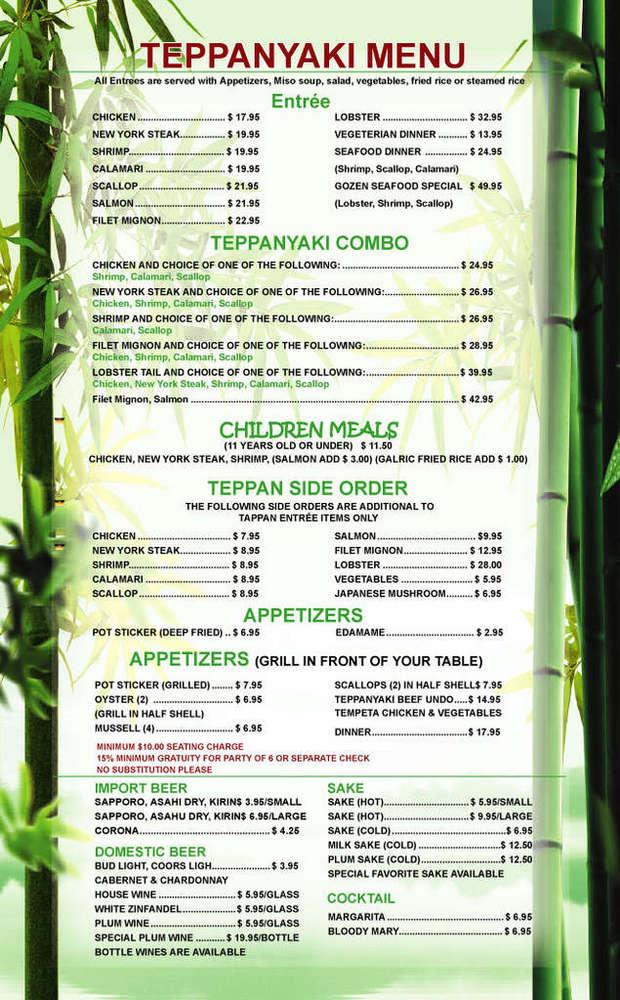 Gozen Sushi Bar Amp Japanese Cuisine In Visalia Ca Relylocal