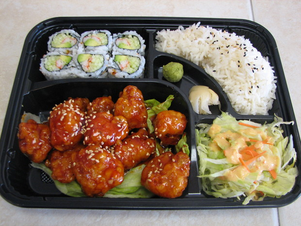 Asian grill granby