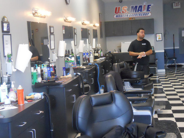 U S Male Modern Barbershop Bear in Bear DE : RelyLocal