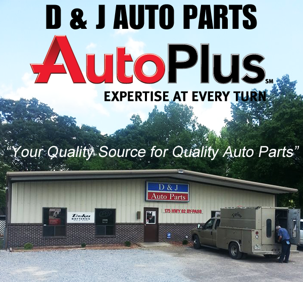 d and j auto parts store in prattville, al page header