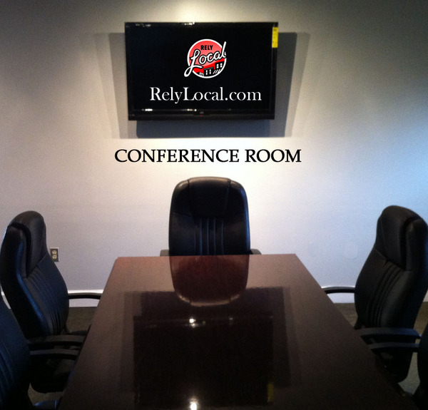 relylocal.com prattville conference room for open networking meetings
