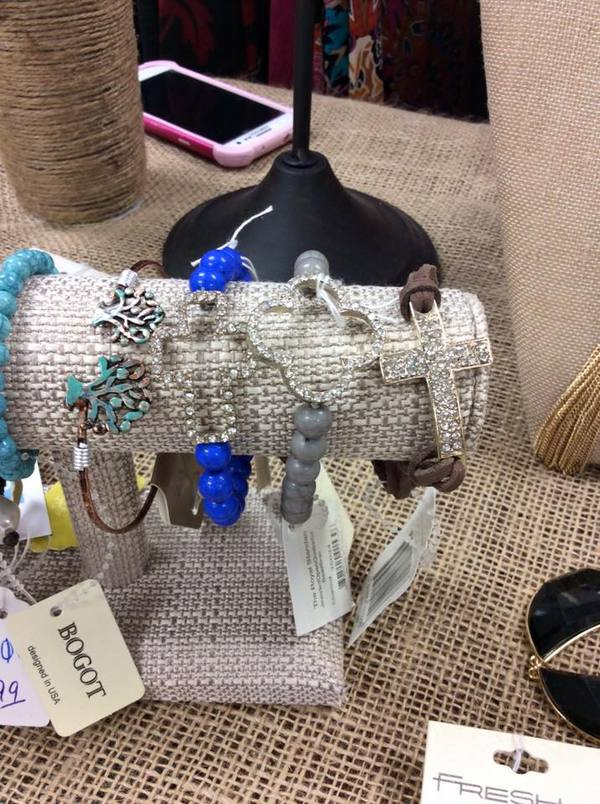 jewelry accessories at Harvey and Hill in prattville al