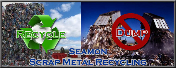 seamon scrap metal recycling center in prattville, alabama