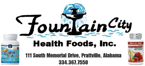 fountain city health foods prattville al
