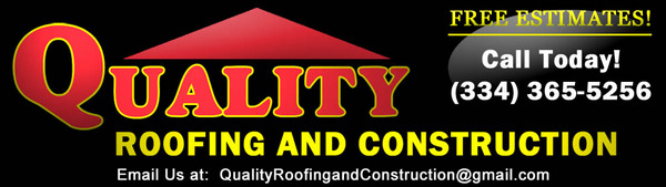 quality roofing and construction company in prattville alabama