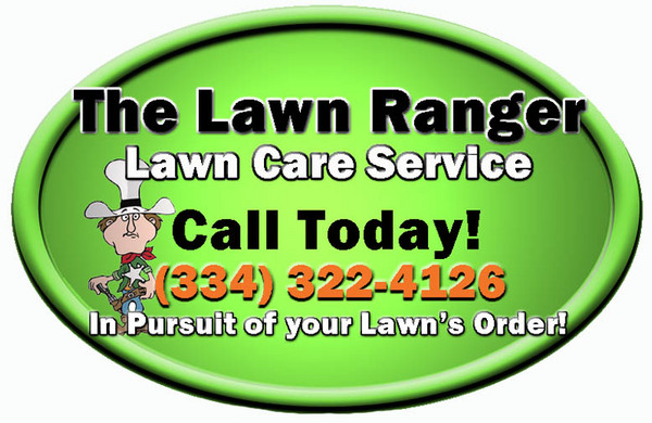 The lawn ranger lawn care service in prattville alabama for Local lawn care services