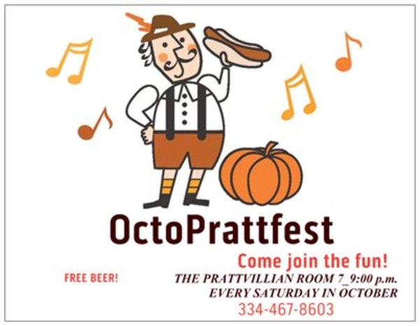 octoprattfest with c.j. dance factory in prattville