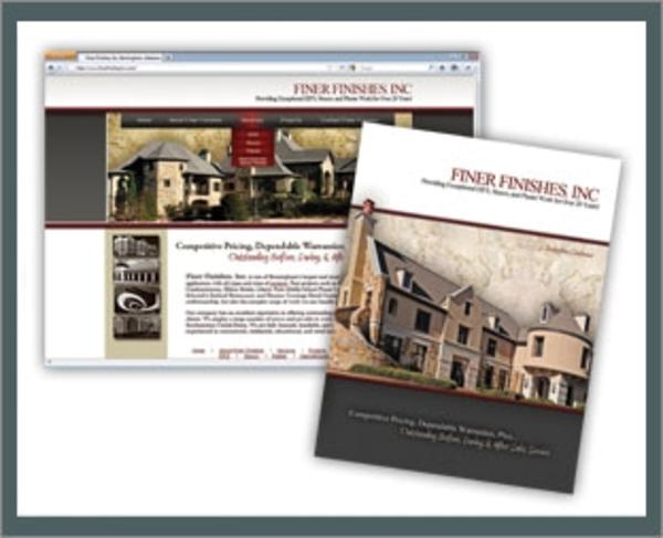 logo and website design by brink of design in prattville, alabama