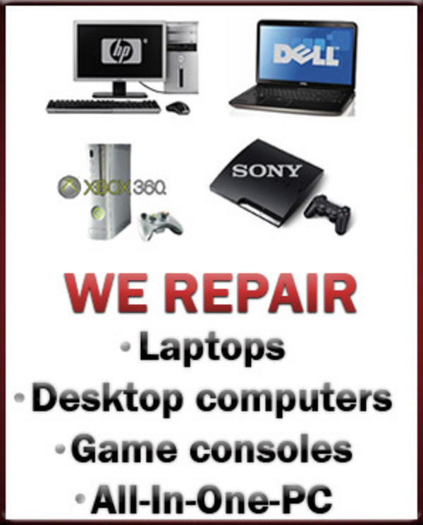 now offering computer repairs at UCR in Millbrook, AL - click here to visit our site