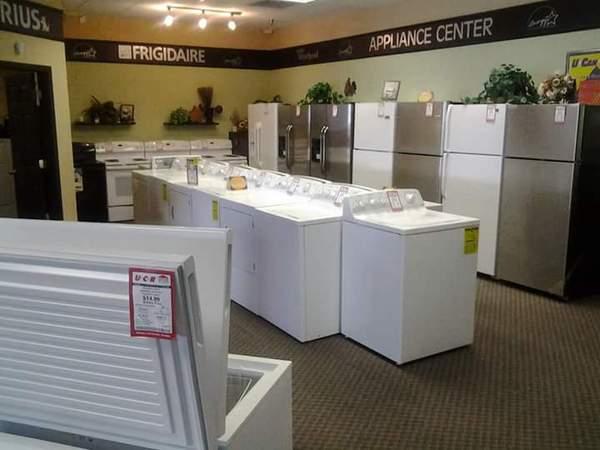 UCR appliance rental store in millbrook al