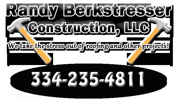 Randy Berkstresser Construction Llc In Wetumpka Alabama