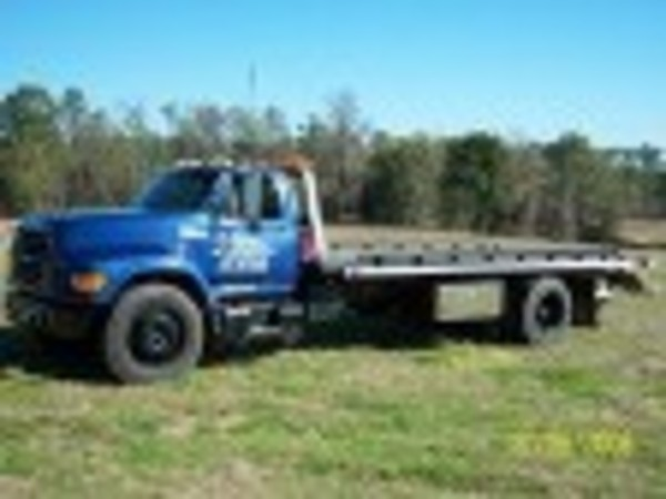 flatbed tow truck prattville