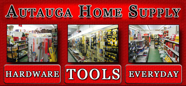autauga home supply store in prattville al