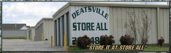 Store All Deatsville Self Storage Facility