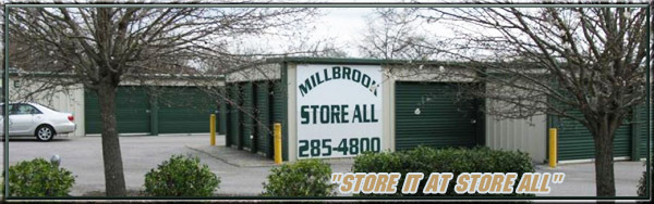 Good Details. Millbrook Alabama Self Storage ...