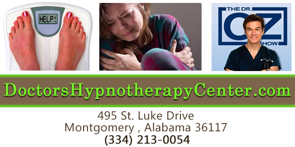 hypnotherapy with dr. clinton smith in montgomery, al