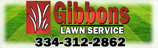 gibbons lawncare service in prattville, al