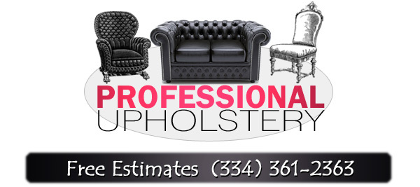 professional upholstery in prattville al