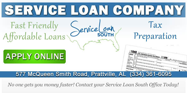 Montgomery al payday loan store