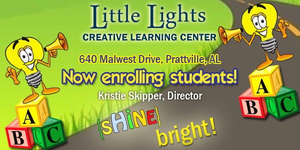 little lights creative learning center in prattville al