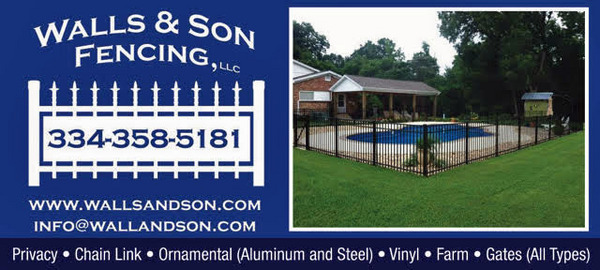 walls and son fencing and decks in prattville al