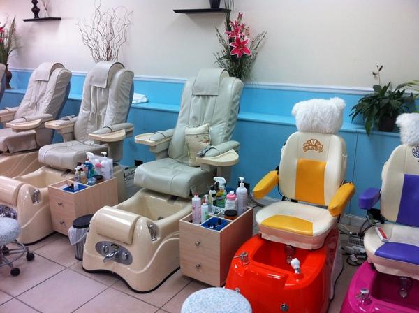 inside nails for you nail salon in prattville al