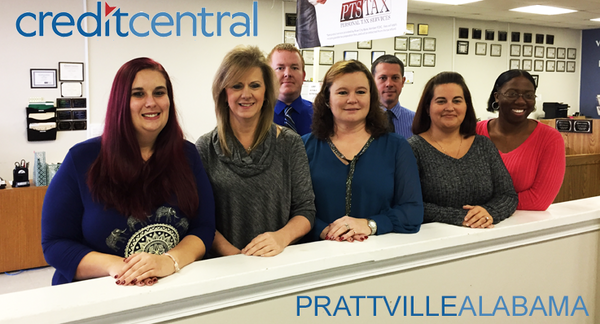 credit central prattville al staff pic