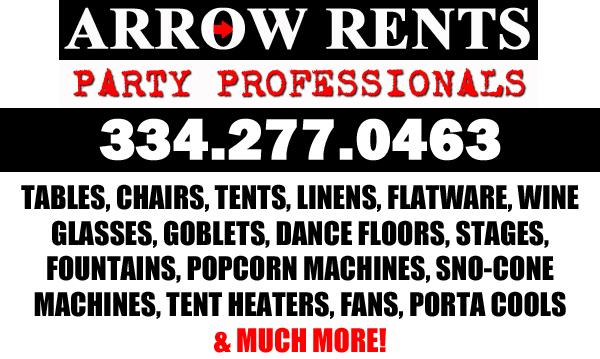 Arrow Rents in montgomery, alabama