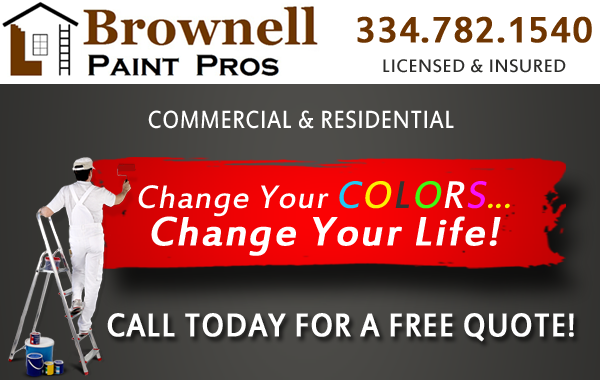 Brownell Paint Pros In Prattville Al Relylocal