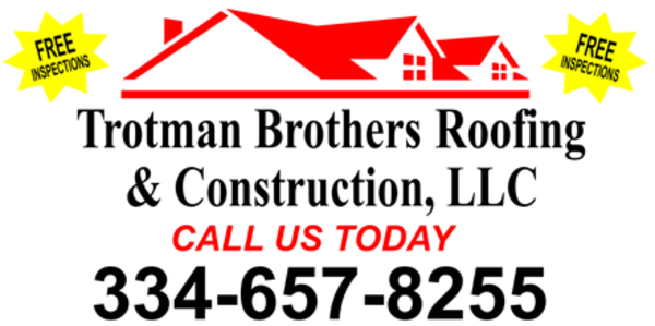Trotman Brothers Roofing Company Montgomery, AL