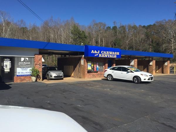 Full Service Car Wash Alabama