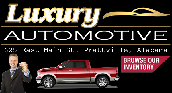 luxury automotive used car dealer in prattville al