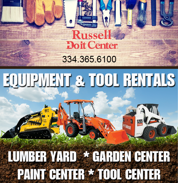 russell do it center in prattville, alabama