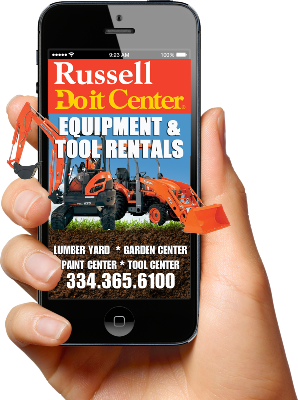russell do it center in prattville