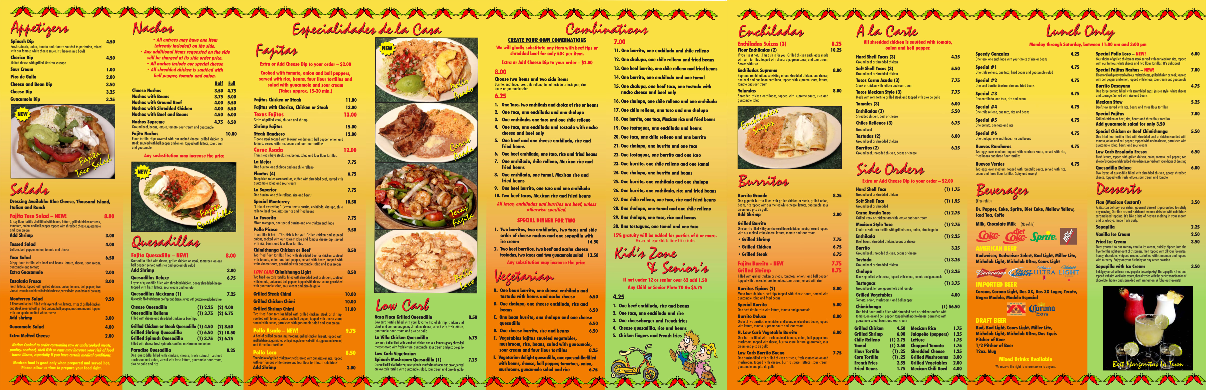 Tuesday Fast Food Specials Memphis