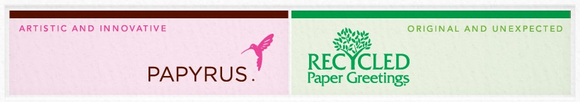 Papryus Cards, Recycled Cards, Greeting Cards
